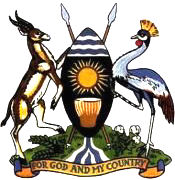 [Uganda Coat of Arms]